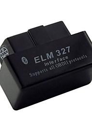Auto-OBD 2 ELM-327 Bluetooth Wireless Diagnostic Interface Scanner-Tools B01