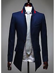 Men's Stand Collar Fashion Coat