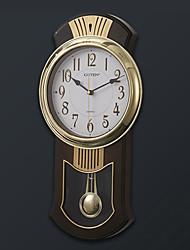 """20.5 """"H Современный стиль Мелодия настенные часы с маятником"""