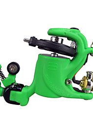 Wire-cutting Rotary Tattoo Machine for Liner and Shader(Green)