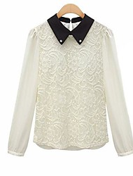 Women's Fashion Lace Shirts