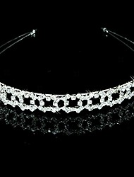 Women's/Flower Girl's Rhinestone Headpiece - Wedding Headbands