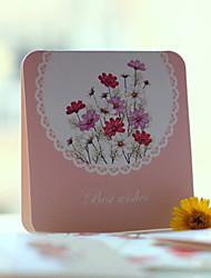 AUGURI Fiore modello Greeting Card - Set di 12