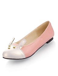 Casual PU Women's Fashion Flats with Rivet  and  Lovely Rabbit Decoration (More Colors)