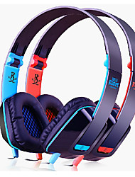 M2 pliables Over-Ear avec micro (couleurs assorties)