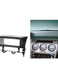 Radio Fascia Facia Trim installation Kit for MAZDA 6 Atenza 2002-2007 Grey