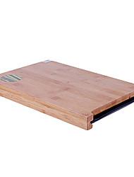 Bamboo Cutting Board, W26cm x L38cm x H3.5cm