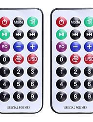 21 Buttons MCU Development Board Remote Control (2×AG10)(2PCS)