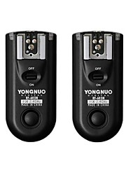 Yongnuo RF-603 N3 Flash Trigger di scatto remoto per D90 D5000 D3100 D7000