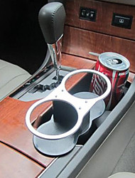 Modische Dual-Auto-Flaschenhalter