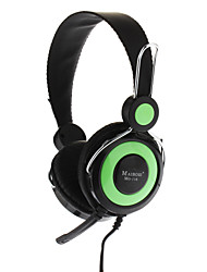 Mo-116-3.5mm Stereo PC Computer Wired Headset Headphone with Built-in Mic
