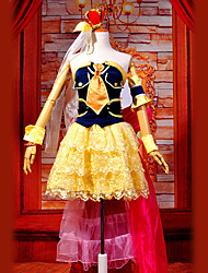 Inspired by Macross Frontier Ranka Lee Cosplay Costumes