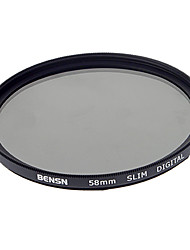 BENSN 58mm SLIM UV Filter