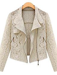 Dexon товаров Женская Элегантный пиджак Кружева