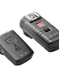 RC-08A Wireless Camera Speedlite trigger (nero)