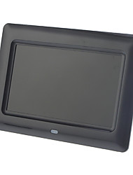 7-inch Digital Photo Frame (Noir / Blanc)