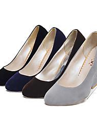 Frauen Keilabsatz Wedges Pumps Schuhe (weitere Farben)