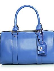 Azul Vintage Leather Shoulder das Annibelle Mulheres da sacola 27 * 15 * 19