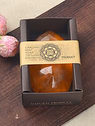 Tailândia Handmade Calendula Aromaterapia Essential Oil Soap 110g Anti-Acne