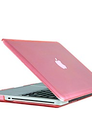 "Cristal Hard Shell Case pour 11.6 ""13.3"" Apple MacBook Air (couleurs assorties)"