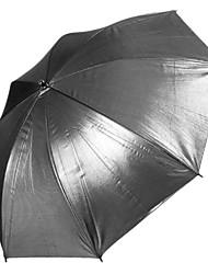 "2 x 33"" Black/White Reflective Photo Video Studio Umbrella For Flash Lighting"