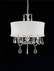 Max 40W Galvanizado Metal Lámparas Colgantes Sala de estar / Dormitorio / Comedor