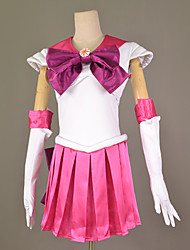 Sailor Moon Sailor Mars roze strik Dress