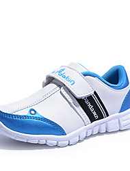 Dw Spring New Korean Casual Children'S Sneaker Shoes (Blue)
