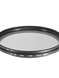 Rotatable ND Filter for Camera (72mm)