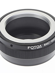 FOTGA M42-M4 / 3 Tube appareil photo numérique Lens Adapter / Extension