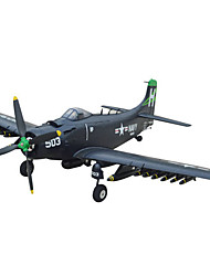 Top RC Hobby A1 Skyraider 2.4G 4CH EPO RC Airplane (RTF)