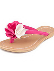Women's Flat Heel Flip Flop Slippers Shoes(More Colors)