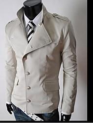 coat moda masculina jaqueta casual