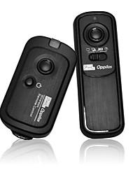 Pixel Oppilas RW-221 2,4 ГГц 16 каналов беспроводной спуска затвора Пульт дистанционного управления для Canon