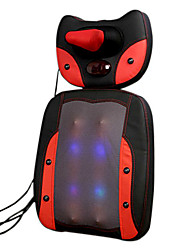 Electric Neck And Back Massage Cushion Two in One