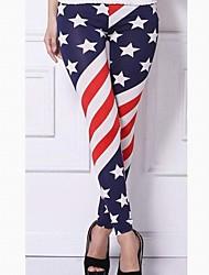 Mote The Flag of The United States Utskrift av Ninth Pants