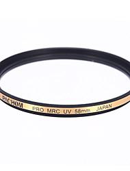 PACHOM Ultra-Thin Design Professional MRC UV Filter (58mm)