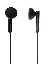 3,5 mm stéréo Mode écouteurs avec microphone pour iPad / iPhone / iPod