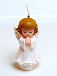 Feale Angel Candle