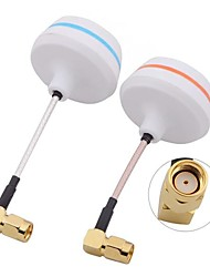 5.8G Right Angle SMA Female Antenna Gains for FPV (1 pair)