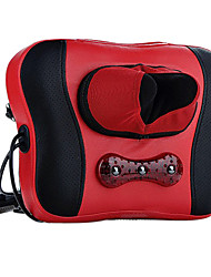 Butterfly Shaped Electric Massage Pillow (Red+Black)