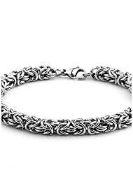 mumar fahionable jóias tainle pulseira teel 7 milímetros