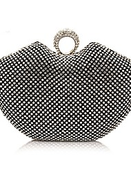 Women's New Style Apple Diamante Evening Bag