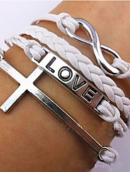Women's LOVE Colorful Bracelet