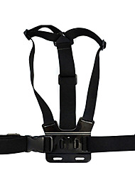 Head Harness fixation de la dragonne + ceinture Mont Ceinture Strap pour Gopro HD Hero 1/2/3/3 +