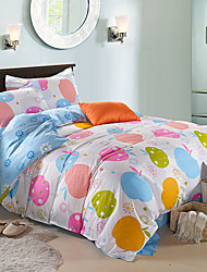 Floral Cotton Duvet Cover Sets