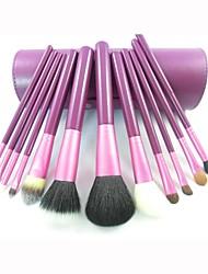 12Pcs Professional High Quality Makeup Brush Set