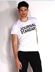 Court Hommes manches T-shirt
