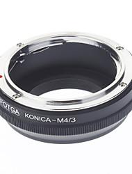 FOTGA KONICA-M4 / 3 Digitale Camera Lens Adapter / Externsion Tube