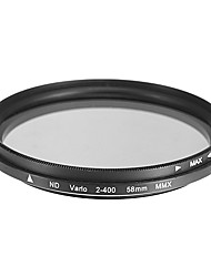 Rotatable ND Filter for Camera (58mm)